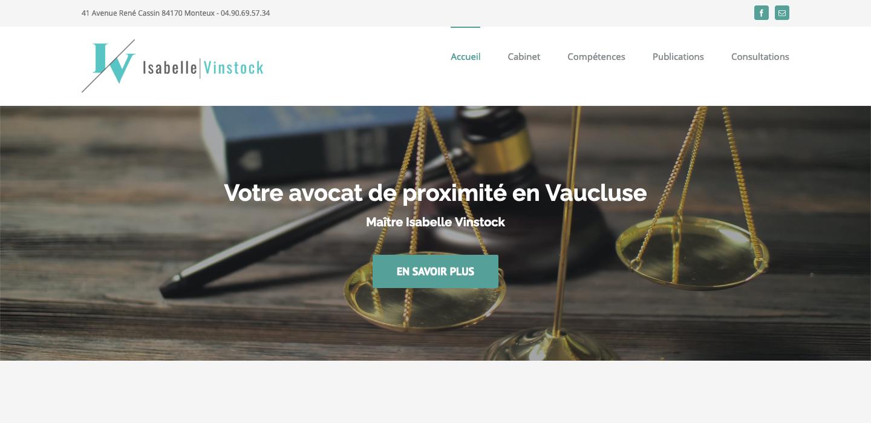 Site web - Création et maintenance